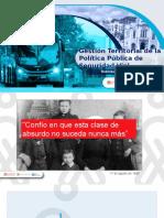 politica publica 2019