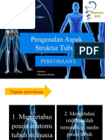 1. pengenalan aspek struktur tubuh