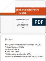 10 Musculoskeletal Disorders (MSDs).pptx