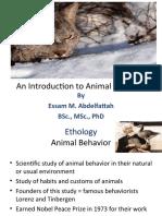 Final ppt Animal Behavior 2014 first term.ppt