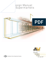Acornvac Guides Design Manual for Supermarkets