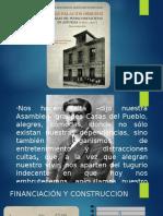 Presentación casas del pueblo de asturias 2018
