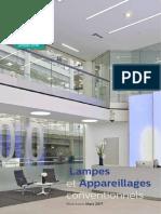 Catalogue 2016 Des Lampes Philips