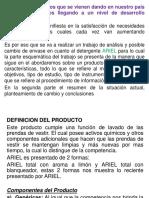 Ejemplo Investigación de Mercados Ariel