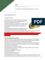 Protocolo CDS y MMS