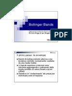 Bollinger bands e gemmee
