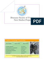 Humane Society of Yuma New Shelter Project