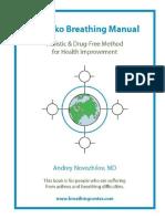 Buteyko Breathing Manual_ Stop - Novozhilov, Dr. Andrey