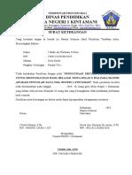 laporan seminar PTK