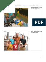 Newsletter Photos July-Oct 2010