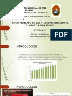 marco regulatorio de las telecomunicaciones