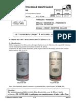 Q0014-1 Filtres à huile DXi 11