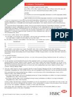 customer-declaration-form
