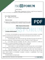 Direito Penal_Parte Geral - Estado de Necessidade Estrito Cumprimento do Dever Legal Exercício Regular do Direito