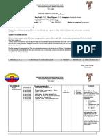 Ecuatoriano Suizo - Apolo Luis - FORMATO SALIDAS DE  OBSERVACION