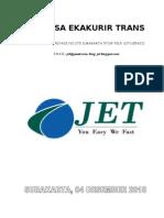 Analisis Keuangan FEDEX