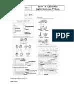 worksheet 1- 7th_grade_family