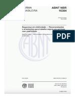 NBR16384 - Segurança em Eletricodade.pdf