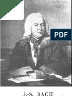Pirro A., J. S. Bach