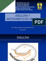 Insulina y Antidiabeticos Orales