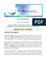 MANUAL DEL USUARIO PEN KESHE