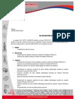 DECLARACION QA-QC RECIPIENTES A PRESION