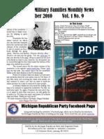 Newsletter Dec 2010