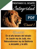 El desafío de la integridad (Daniel 1)