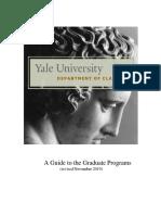 A Guide to the Classics Graduate Programs (revised November 2019).pdf