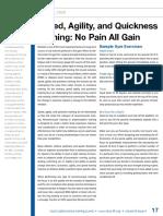 Brown NSCA SAQ training no pain all gain.pdf