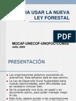 Guía para entender la ley_forestal