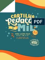 Cartilha Redação a Mil 2.0 - Lucas Felpi