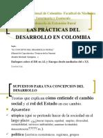 PRÁCTICAS DEL DESARROLLO EN COLOMBIA.TIA