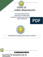 Bioseguridad COVID19