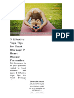 5 Effective Yoga Tips for Heart Blockage, Asanas for Heart Disease Prevention.pdf