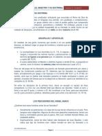 U5-5A EL MAESTRO Y SU DOCTRINA
