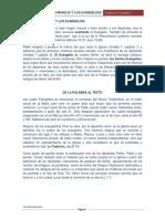 U7-4A EL EVANGELIO Y LOS EVANGELIOS.pdf