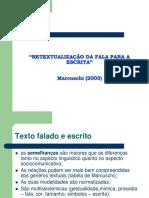 retextualizaoaula-140507130437-phpapp01