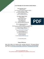 J95. Islamic Shariah Market Principles_QRFM