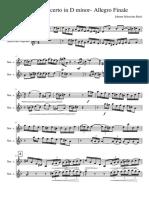 Double Concerto in D minor- Allegro Finale-Partitura_e_Parti