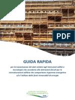 2019 Enea Ristrutturazioni Guida Rapida