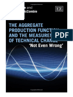 Jesus Felipe and John S.L. McCombie-The Aggregate Production Function And The Measurement Of Technical Change_  'Not Even Wrong'-Edward Elgar (2013).pdf