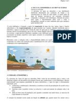 Bioquímica - portaltosabendo - Água na Atmosfera e as Chuvas Ácidas