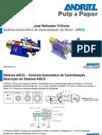 Andritz Treinamento Refinação- TriConic - ARCS - Eternit - Rev3