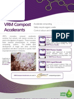 VRM Compost Accelerants