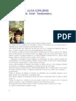 Ulita copilariei de Ionel Teodoreanu.docx