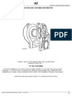 JD 4000S Winch Parts 2295