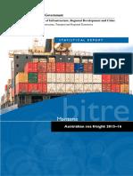 Australian Sea Freight 2015–16