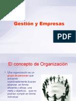 Gestión y Empresas