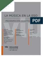 La música en la ESO